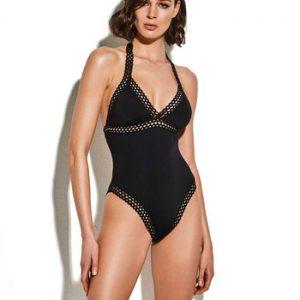 Bodysuit Lida Black Lace