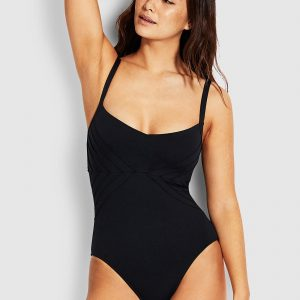 Bodysuit Seafolly Pintucked  E Cup